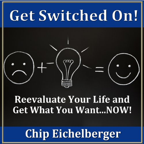 Get Switched on! audiobook cover art