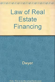 Hardcover Law of Real Estate Financing Book
