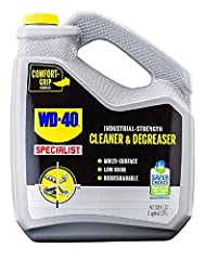 Powerful grease remover and grime fighter in a biodegradable bio-solvent formula with durable, shatter-resistance trigger and convenient refill port; no funnel needed and no-mess Safe to use on multiple surfaces. Unlike other degreasers, this formula...
