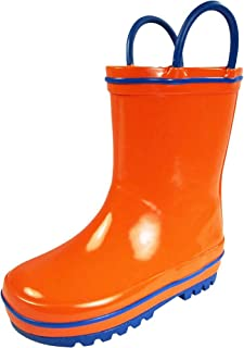 Best orange rain boots Reviews