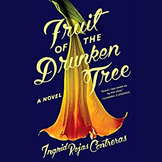Fruit of the Drunken Tree audiobook cover art