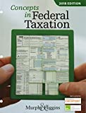 Concepts in Federal Taxation 2018, Loose-leaf Version