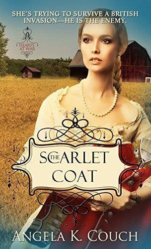 Scarlet Coat (Hearts at War)