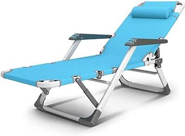LQRYJDZ Zero Gravity Garden Folding Lounger Chair Camping Garden Deck Chairs Portable Breathable Sun Lounger for Patio Garden