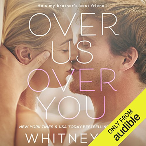 Over Us, Over You audiobook cover art
