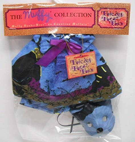 Muffy Vanderbear Countess Muffula Tricky Treat Trio Collection Outfit by North American Bear