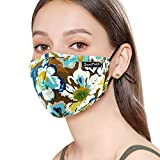 7. Sunsturm Reusable Cotton Face Mask