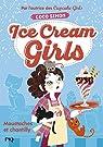Ice cream girls, tome 3 : Moustaches et chantilly par Simon