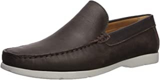Driver Club USA Men's Leather Made in Brazil Destin Light Weight Venetian Loafer