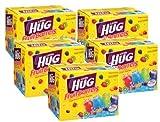Little Hug Fruit Drink Barrels Original Variety Pack, 8 Fl. Oz., 40 Count (Pack of 5)