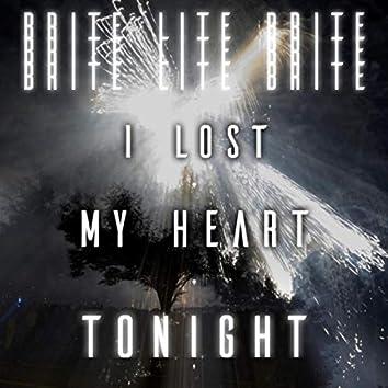 I Lost My Heart Tonight