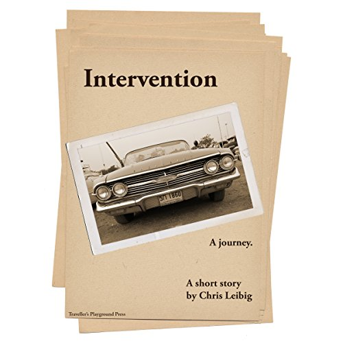 Intervention audiobook cover art