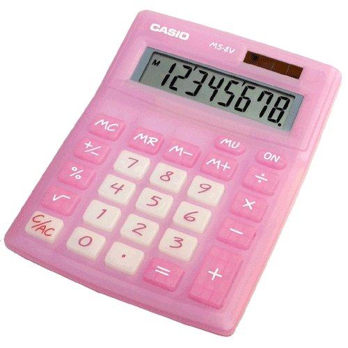 Casio Sra. TV-Calculadora 8