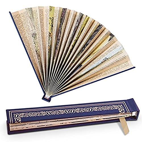 Book Fans - Purple Book