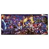 Upper Deck Legendary Playmat: Thanos vs The Avengers, Multi