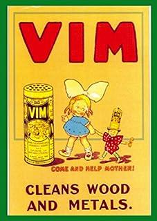 VIM ペッパー ポスター