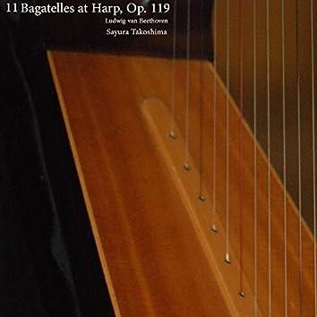 11 Bagatelles at Harp, Op. 119