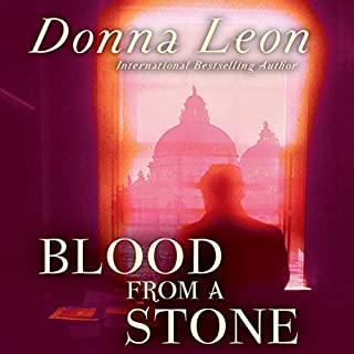 Blood from a Stone audiobook cover art