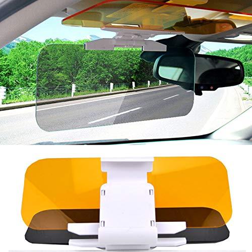 Blendschutz-Windschutzscheibenvisier - Premium Qualität Universal TacVisor Sonnenschutz und Nachtsichtblende Windschutzscheibe Nacht- und Tagfahrvisier
