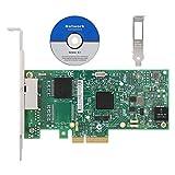 Intel I350-T2 Dual Port PCI-e LAN Network Ethernet Server Adapter Card I350T2BLK