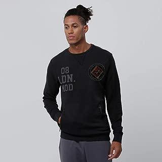 Lee Cooper Sweatshirts For Men, Black S
