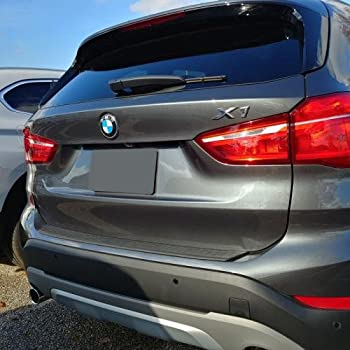 TMB Rear Bumper Cover Protector for 2011-2017 BMW X3