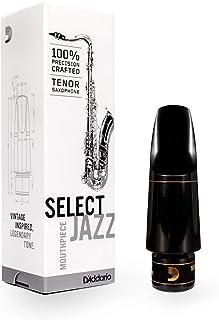 "D'Addario Woodwinds Select Jazz Tenor Saxophone Mouthpiece D7M D7M - .105"""
