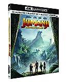 Jumanji : Bienvenue dans la Jungle [4K Ultra HD 3D + Blu-Ray + Digital Ultraviolet]