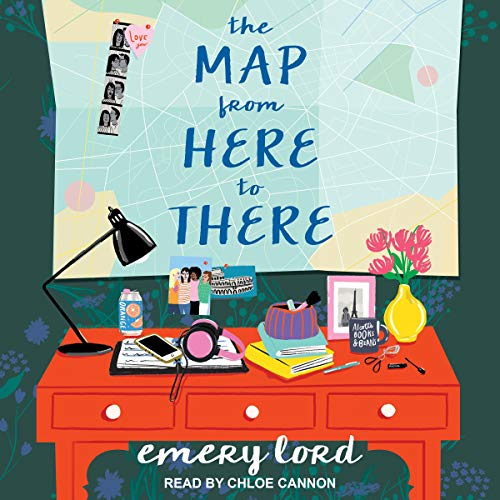 The Map from Here to There cover art