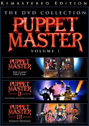 Puppet Master Trilogy (3-DVD) by Paul Le Mat (American Graffiti
