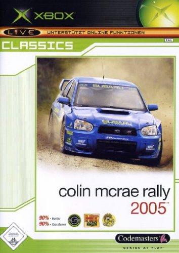 Colin McRae Rally 2005 [Xbox Classics]