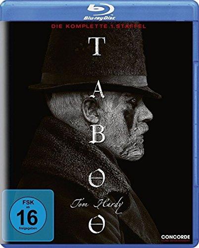 TABOO - Die komplette 1. Staffel [Blu-ray]
