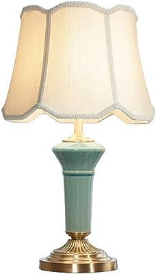 Lámpara de Mesa de cerámica, Estudio Dormitorio del Hotel ...