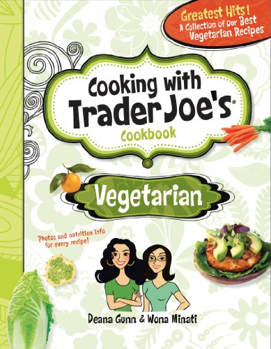Vegetarian Cooking with Trader Joe's Cookbook