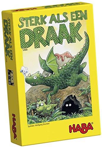 HABA Spel - Sterk als een draak (Nederlands)