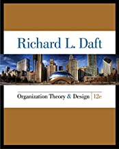 Best organizational theory and design 12th edition Reviews