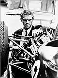 Poster 50 x 70 cm: Le Mans, Steve McQueen von Everett