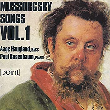 Mussorgsky Songs - Sung in Russian