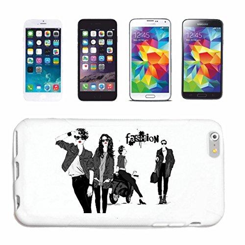 Reifen-Markt Hard Cover - Funda para teléfono móvil Compatible con Apple iPhone 5 / 5S Calle de la Moda Scooter Moda Belleza Encanta la Gente de New York Ropa de l