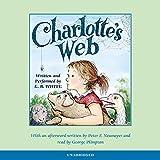 Charlotte's Web Unabridged by White, E.B. (2002) Audio CD