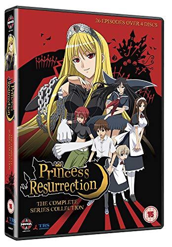 Princess Resurrection Complete Series Collection [Edizione: Regno Unito] [Import]
