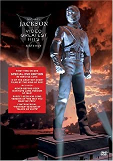 Michael Jackson Video Greatest Hits - HIStory