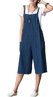 Lavato Chiaro Salopette Donna Denim palewash GRACEPW Wash Clothing Company Grace Salopette Premaman