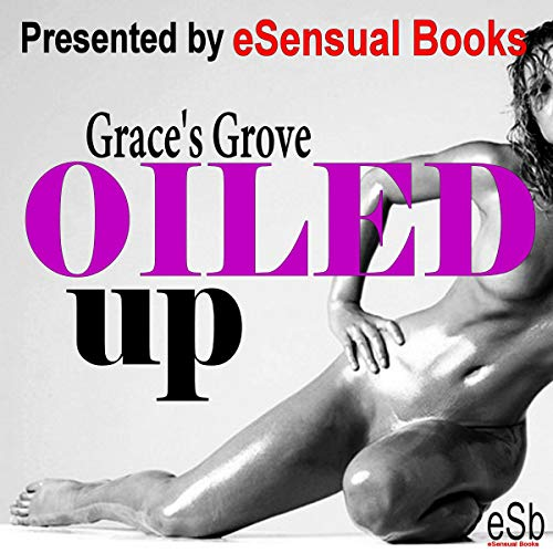 Oiled Up audiobook cover art