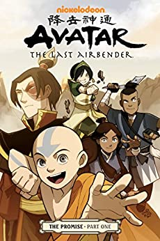 Avatar: The Last Airbender - The Promise Part 1 by [Gene Luen Yang, Various]