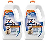 7in1 Carpet Care Pet Formula Carpet Cleaning Solution (2 Pack)