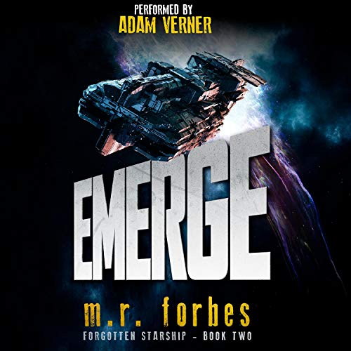Emerge Audiobook By M.R. Forbes cover art