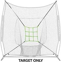 Rukket Baseball/Softball Adjustable Pitching Target | Practice Throwing (Adjustable Strike Zone Target) Frame and Net Sold Separately. (Strike Zone Target)