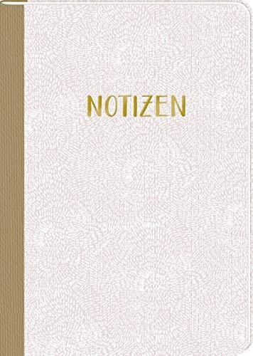 Notizhefte DIN A5 - All about rosé: VE 6 x 2 im Sortiment