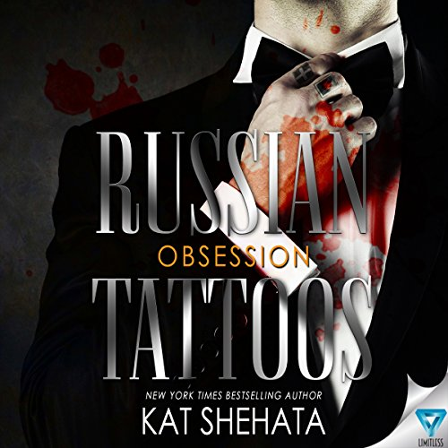 Russian Tattoos Obsession audiobook cover art